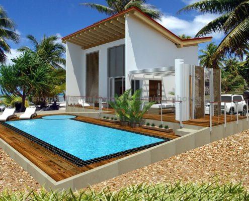 casas modulares de la gama elemental beach 001 render 02