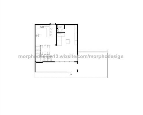 casa modular beach plano planta baja