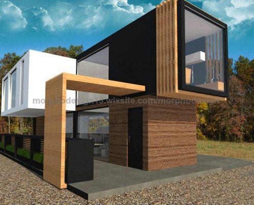modular home village 001 render 04