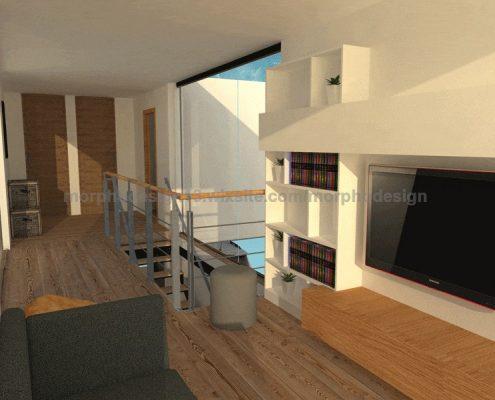 modular home village 001 render 08