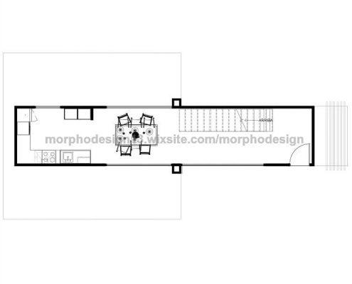 modular home village 001 - ground floor plan