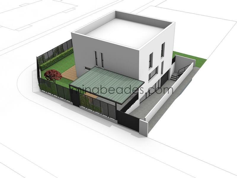 maison modulaire city 005