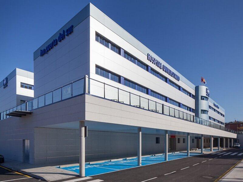 hospital prefabricado modular
