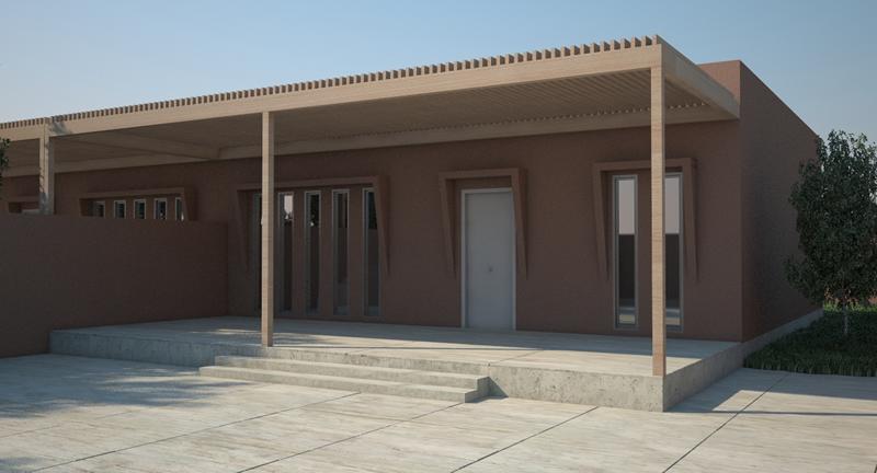 Casas prefabricadas modulares prefabri steel - Pergolas prefabricadas ...
